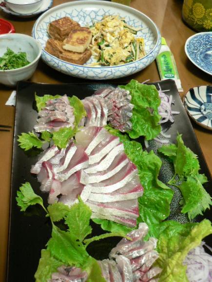 2008年6月28日夕食