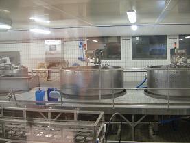 アルプスのチーズ工房