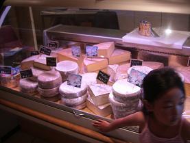 売っているチーズ