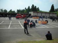 消防ポンプ操法大会1