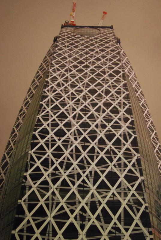 包帯ビル進化系