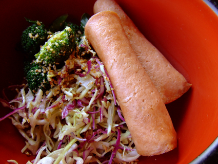 波菜セットサラダ