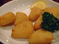 カマンベールチーズ揚げ
