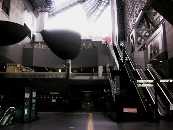 京都駅中央コンコース2