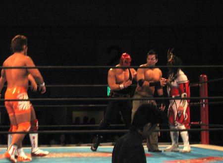 新日本 浜松大会