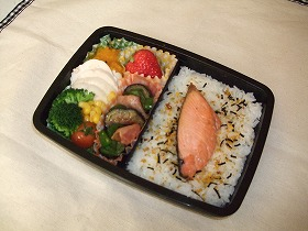 鶏ハム&サラダ