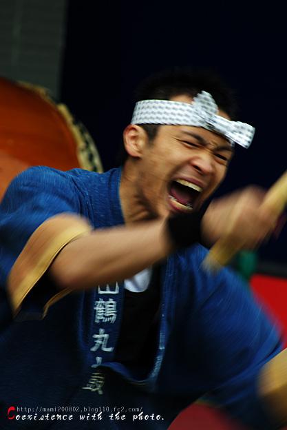 津山鶴丸太鼓01