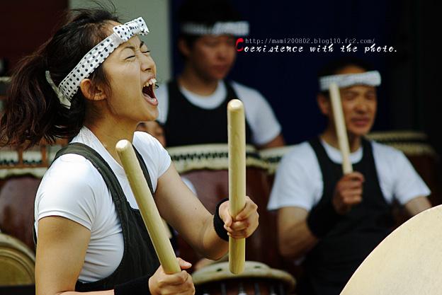 津山鶴丸太鼓03