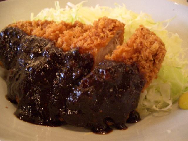 名古屋味噌カツ丼