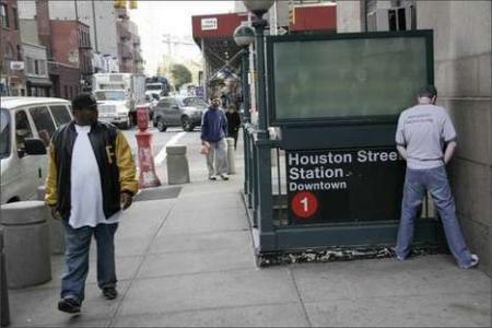 US,Public Urination as Advertising