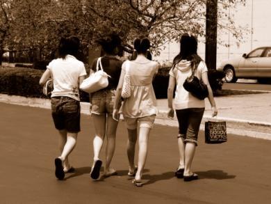 Girls 2008 summer