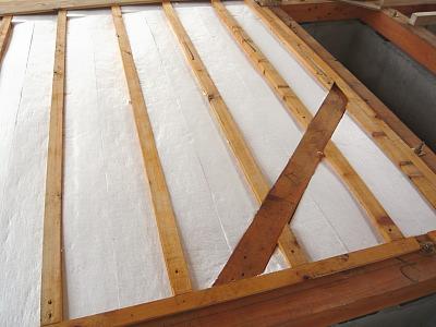 床部分 断熱材