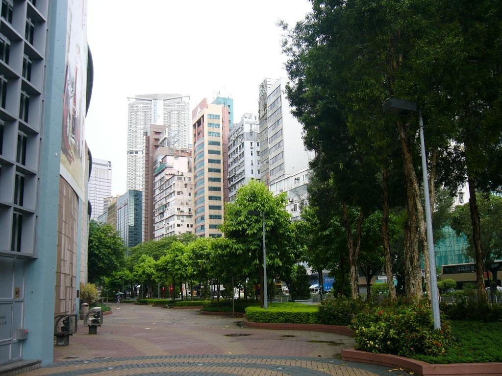 香港 新旧