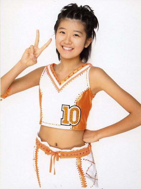 """千奈美『""""Hello! Project 2006 Winter~ワンダフルハーツ~""""より パート2』"""