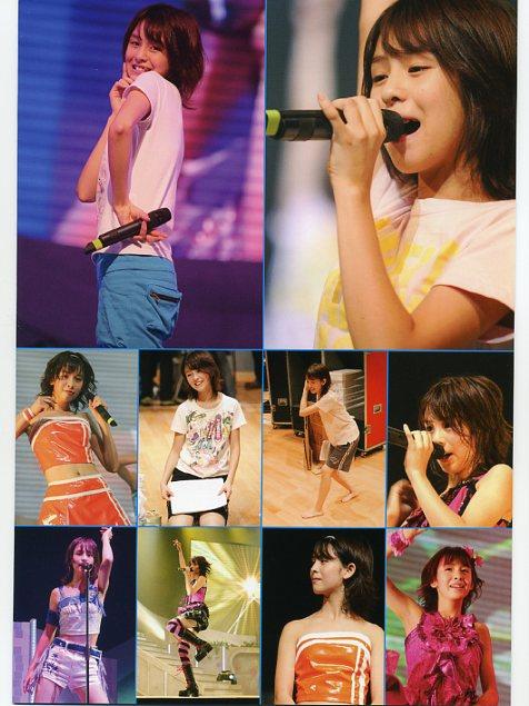 梨沙子『スイッチ・ON!』ブックレット2
