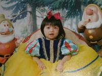 白雪姫 1歳