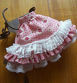 フリフリピンクスカート
