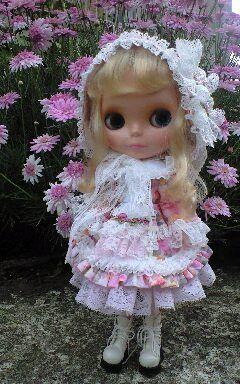 お花と桜子ちゃん
