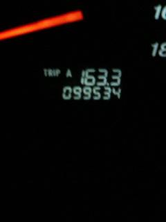 10万キロ間近