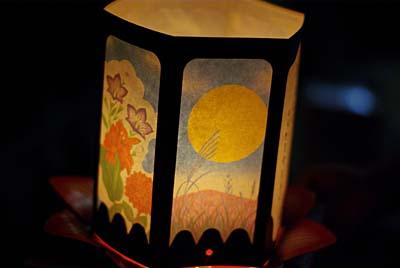 地蔵祭 燈籠