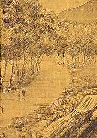 江漢の土山