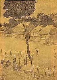 江漢の水口