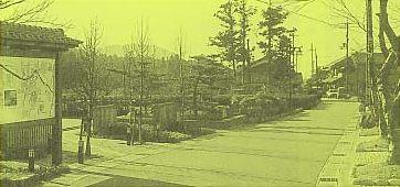 きれいに整備された生里野公園
