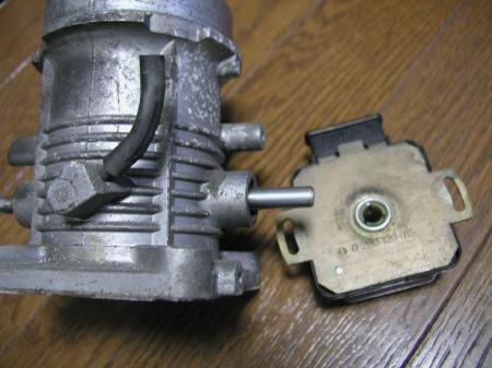 W108 280se 3.5 スロットルポジションセンサー A
