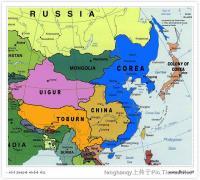 西暦2040年アジア