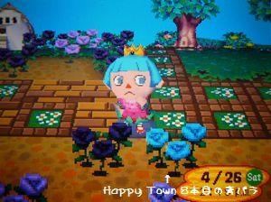 8本目の青バラ