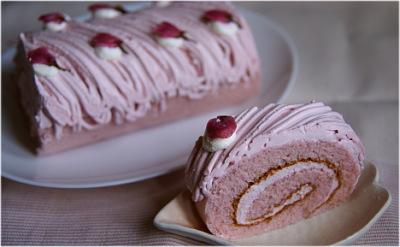0325さくらのロールケーキ