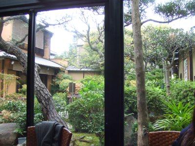 京都は「和」と「洋」の融合がステキだね~♪
