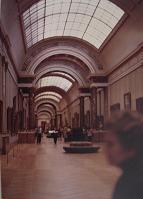 ルーブル美術館(29年前)