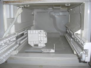 製氷機収容部