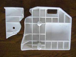 製氷機固定部品