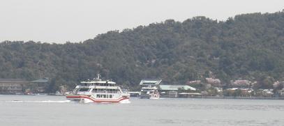 安芸・厳島連絡船