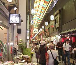 錦市場・風景