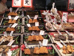 錦市場・店1