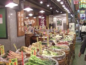錦市場・店2
