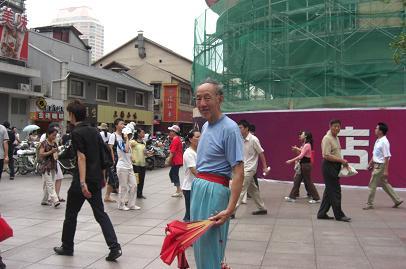 9 南京東路広場