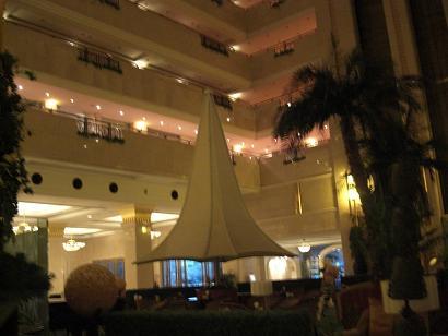 17 ホテル内部