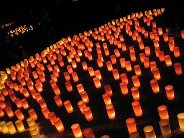 奈良・燈花会2