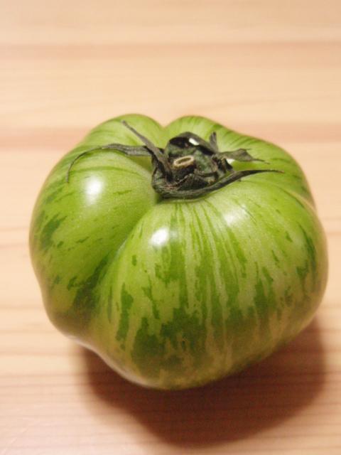 0710グリーントマト