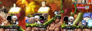 亀カードx3^^