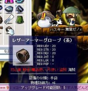 海賊手袋;