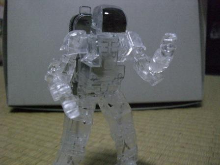 ホンダロボットP3「クリア」2