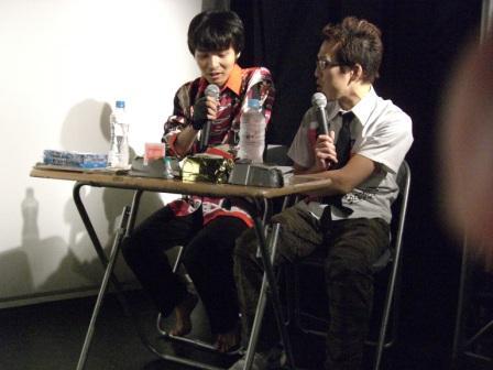 MEGWINと梶田さん