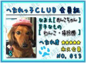 へたれっこNo.13   (2008.7.26)