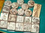 stamp 558