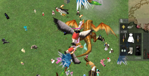 プレインドラゴン